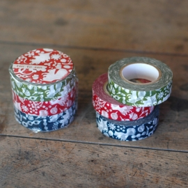 Masking tape set 3 Classiky Forest of the squirrel