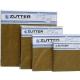 Cubiertas Chipboard - 2,8 mm -22,7 x 22,7 cm para Bind-It-All (1 par)