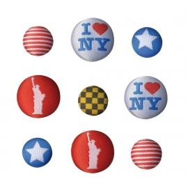 Botones NY