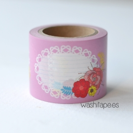 Wt* washi tape blonda