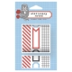 """Washi Tape """"Stationary Noted"""" Teresa Collins"""