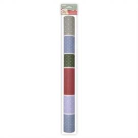 Rollo tela adhesiva Patchwork 45cm x 62cm