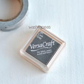 Tinta almohadilla pequeña Versacraft cool gray