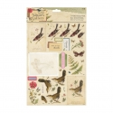 Pack Decoupage Nature's Gallery A4