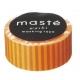 Maste mini Orange stripe
