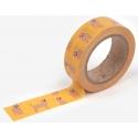 Dailylike masking tape washi Chihuahua