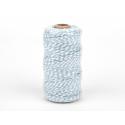 Cordón algodón twine version 2 azul cielo