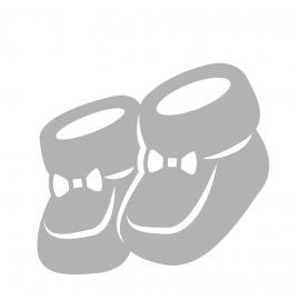 Artemio Matrice de Découpe Baby Chaussons