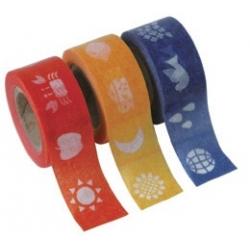 MT masking tape 3P Kids Color