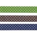 Set masking tape Classiky surtido puntos oscuro colores