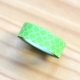 Wt* washi tape celosía verde