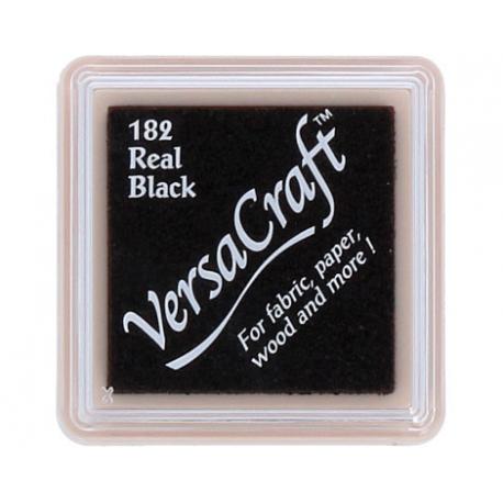 Versacraft tinta almohadilla pequeña Real Black