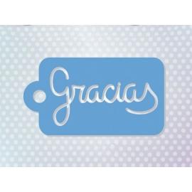 Troquel Framelits GRACIAS