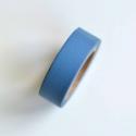 Wt* washi tape azul oscuro