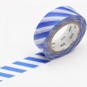 MT Masking Tape Stripe Blue