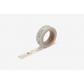 Masking tape washi jaws